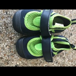 Other - Toddler boy water shoes with Velcro strap